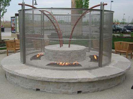Bolingbrook Fire Pit Custom