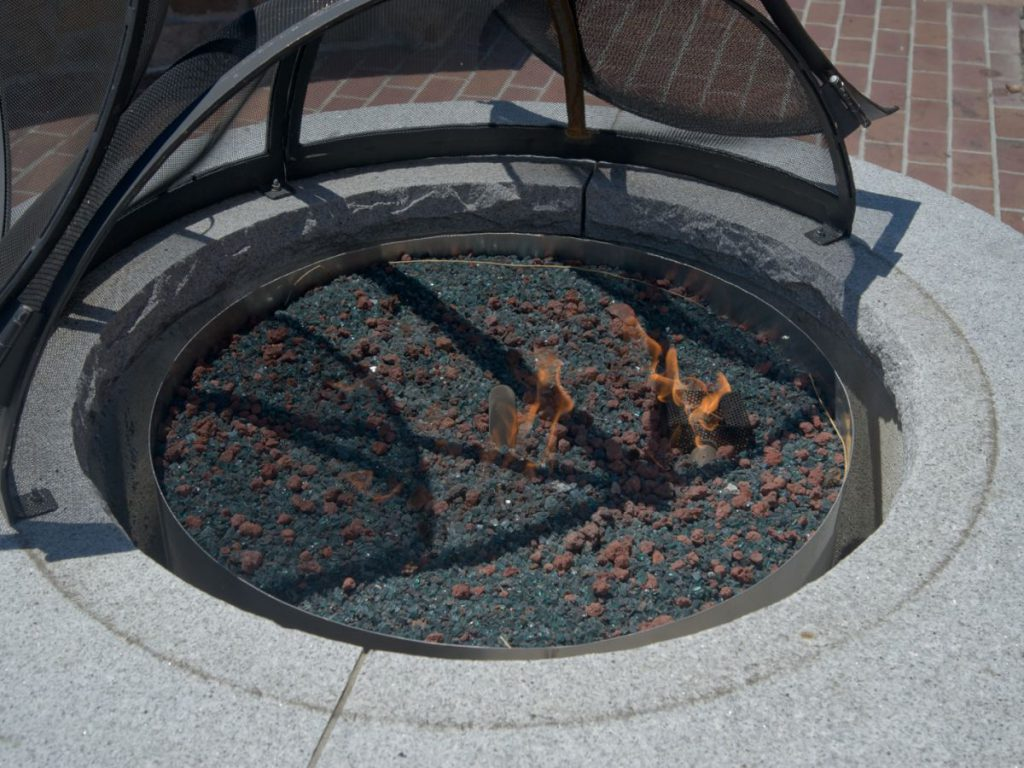 Custom Fire Pit - Auburn