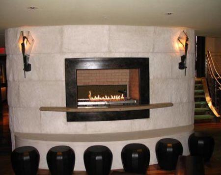 Custom Fireplace Boston