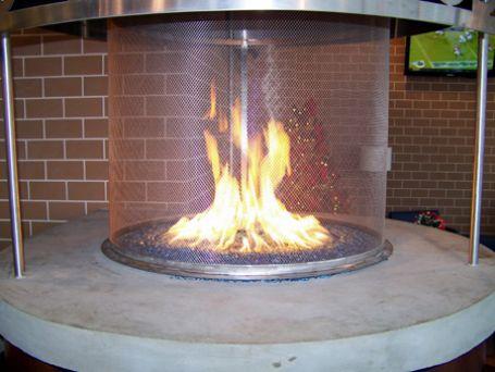 Interior Fire Pit