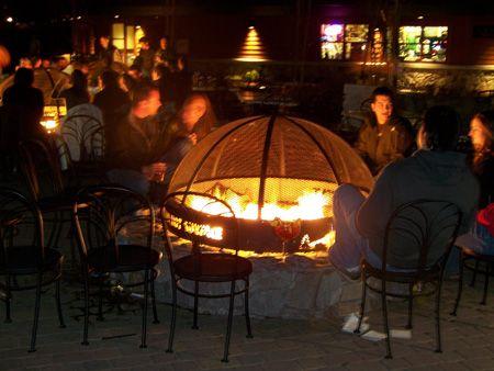 Lake Tahoe Fire Pit