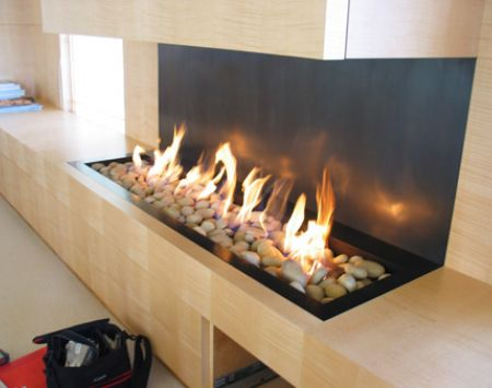 Mill Valley Indoor Fire Pit